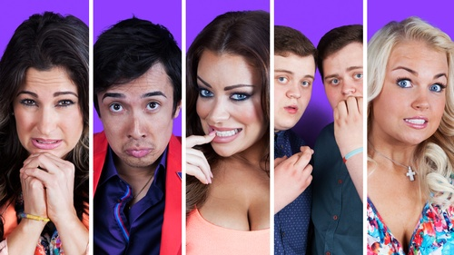 This week's Big Brother nominees (Channel 5)
