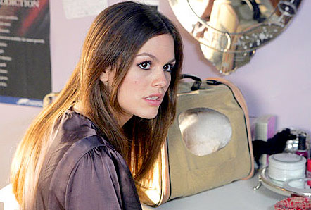 Rachel Bilson in The OC (screengrab)