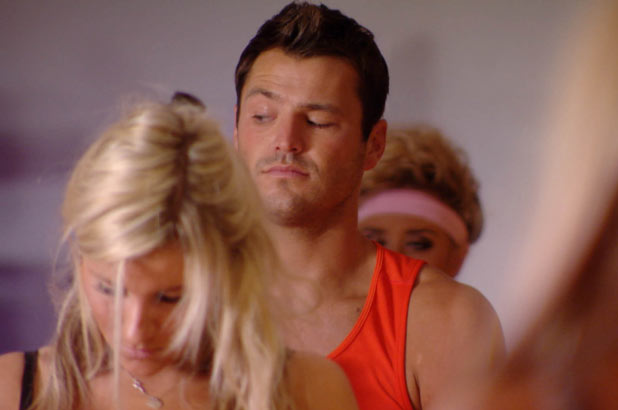 Mark Wright is engaged! (TOWIE still/Twitter)