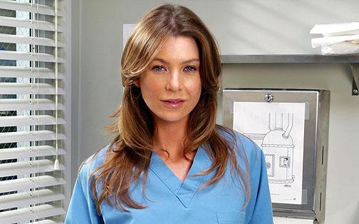 Ellen Pompeo in Grey's Anatomy (ABC)