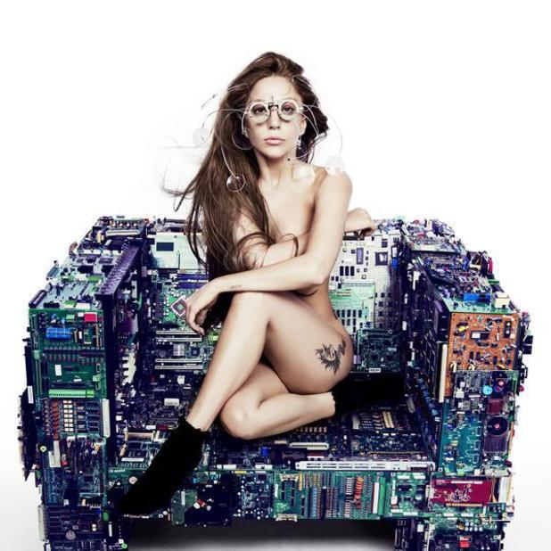 Lady Gaga has hit back at Adam Levine (Facebook)