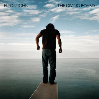 Elton John discusses Lindsay on his new LP (Album artwork)