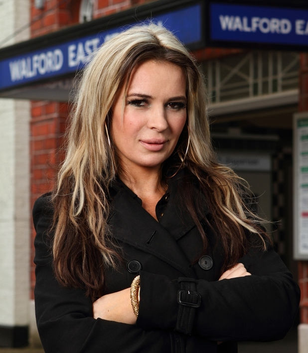 Four EastEnders stars are out (BBC)