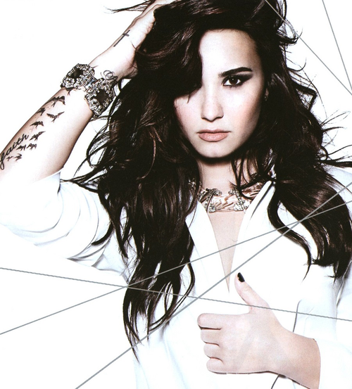 Demi Lovato's next single has been revealed (PR)