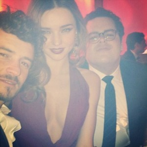 Orlando Bloom and Miranda Kerr have split (Instagram)