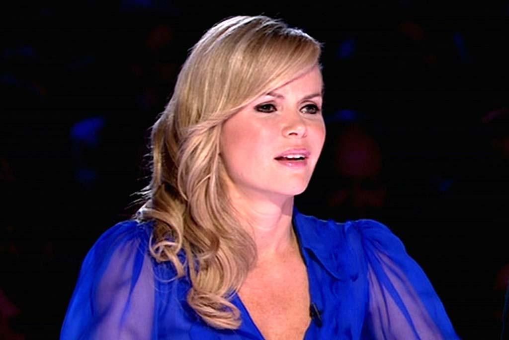 Amanda Holden is on Britain's Got Talent (ITV)
