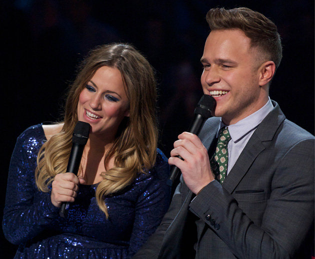 Will Caroline Flack marry Olly Murs? (ITV)