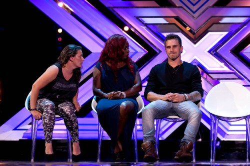 The X Factor's Boot Camp was dramatic (YouTube)