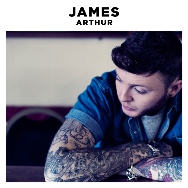 James Arthur's album has been criticised by the man himself (Packshot)