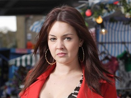 Lacey Turner is back on EastEnders (BBC)