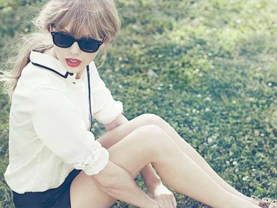 Taylor Swift is involved in an odd incident (PR)