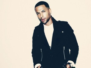 Marvin has joined The Voice UK (BBC)