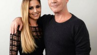 Cheryl reunited with Simon (Facebook)