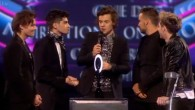 One Direction win at the BRITs (ITV)
