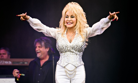 Dolly Parton Glastonbury Festival
