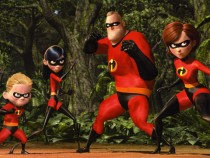 The Incredibles are back! (Pixar)