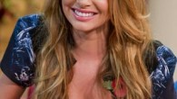 Nadine Coyle is a mother (ITV)