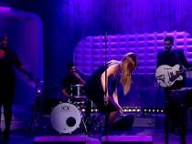 Rebecca Ferguson collapses (ITV)
