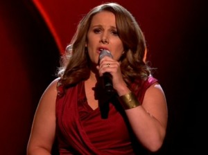 Sam Bailey won't sing with Celine Dion (ITV)